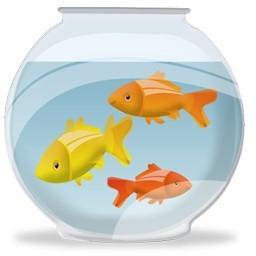 金魚鉢無料アイコン 99 Kb 無料素材イラスト ベクターのフリーデザイナー
