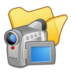 フォルダー黄色ビデオ無料アイコン 105 21 Kb 無料素材イラスト ベクターのフリーデザイナー